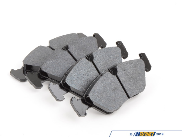 T#1091 - TMS1091 - Hawk HP Plus Track/Street Brake Pads - Front - E24, E28, E30 M3 - Hawk - BMW