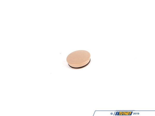 T#96357 - 51417018917 - Genuine BMW Covering Cap Hellbeige 2 - 51417018917 - E53 - Genuine BMW -