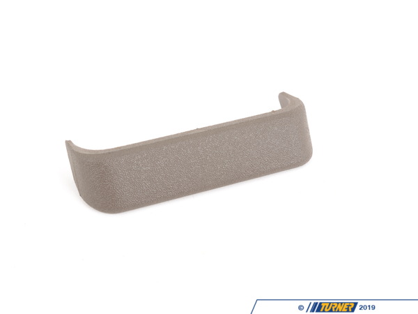 T#102207 - 51431929256 - Genuine BMW End Piece Nutria - 51431929256 - Genuine BMW -