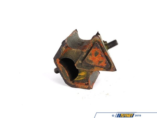 T#12342 - 11811245617 - Genuine BMW Engine Rubber Mounting Left 11811245617 - Genuine BMW -