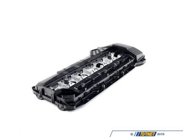 T#6590 - 11121432928 - Genuine BMW Cylinder Head Valve Cover - 11121432928 - E39 E46 E53 Z3 M52 M54 - Genuine BMW replacement valve cover and gasket for a damaged or cracked valve cover.Genuine BMW Cylinder Head Cover -This item fits the following BMW Chassis:E39,E46,E53 X5Fits BMW Engines including:M52,M54 - Genuine BMW - BMW
