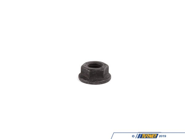 T#27227 - 07119900910 - Genuine BMW Hex Nut - 07119900910 - E34,E36,E39,E46,E53,E83,E85 - Genuine BMW -