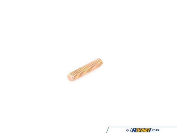 T#29003 - 07129908111 - Genuine BMW Stud Bolt - 07129908111 - E30,E34,E36,E38,E39,E46 M3,E85 - Genuine BMW -