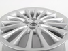 T#66473 - 36116777356 - Genuine MINI Light Alloy Rim, Silver 7Jx17 Et:48 - 36116777356 - Genuine MINI -