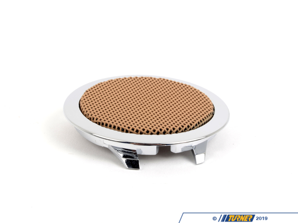 T#102367 - 51432268919 - Genuine BMW Loudspeaker Cover Beige - 51432268919 - E36 - Genuine BMW -