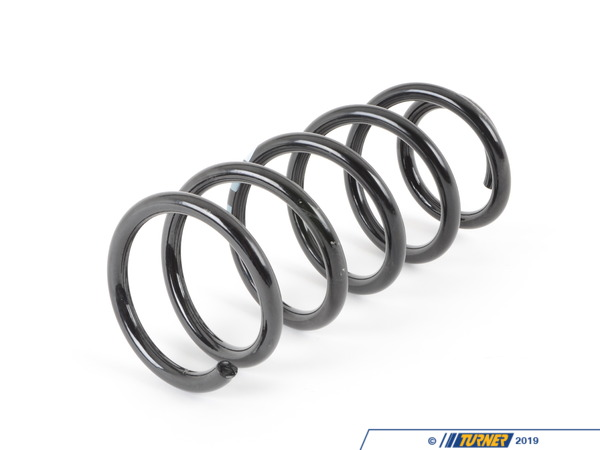 T#61243 - 33536777194 - Genuine MINI Rear Coil Spring - 33536777194 - Genuine Mini -