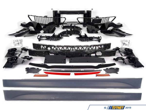 T#121159 - 51952318192 - Genuine BMW Retrofit Kit M Aerodynamics - 51952318192 - Genuine BMW -