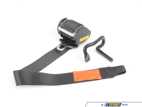 T#158204 - 72118200861 - Genuine BMW Lft Frnt Upper Belt With Force Limiter - 72118200861 - E36 - Genuine BMW -