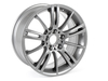 T#66785 - 36117843841 - Genuine BMW Light Alloy Rim Ferricgrey - 36117843841 - Genuine BMW -