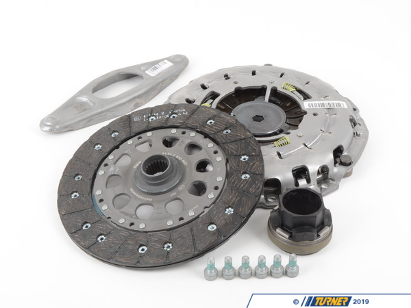 T#48906 - 21207625149 - Genuine BMW Set Clutch Parts D=240mm - 21207625149 - E83,E89,E90 - Genuine BMW -