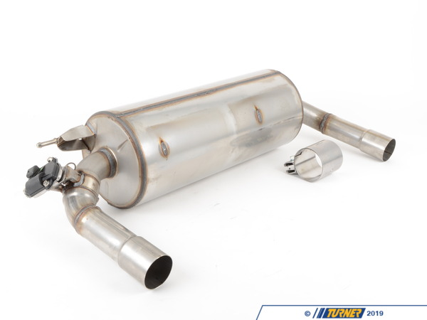 Bmw Performance Exhaust >> Bmw M Performance Exhaust For M Performance Aero Diffuser F22 M235i