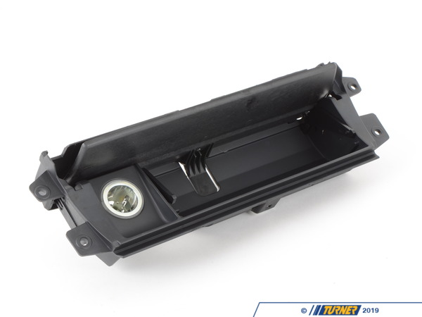 T#86612 - 51168402280 - Genuine BMW Insert, Center Console Front - 51168402280 - E53 - Genuine BMW -