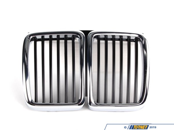 T#8611 - 51131945877 - Kidney Grill - E30 3 series 1984-1991 - Genuine BMW - BMW