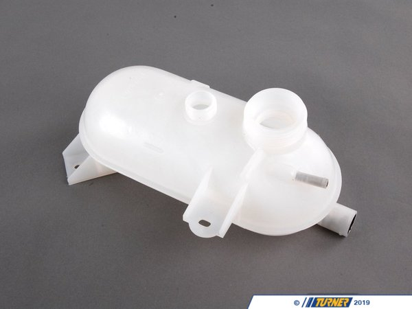 T#2061 - 17111707540 - Coolant Expansion Tank - E30 325e 325i thru 1987 528e thru 88 - Genuine BMW - BMW
