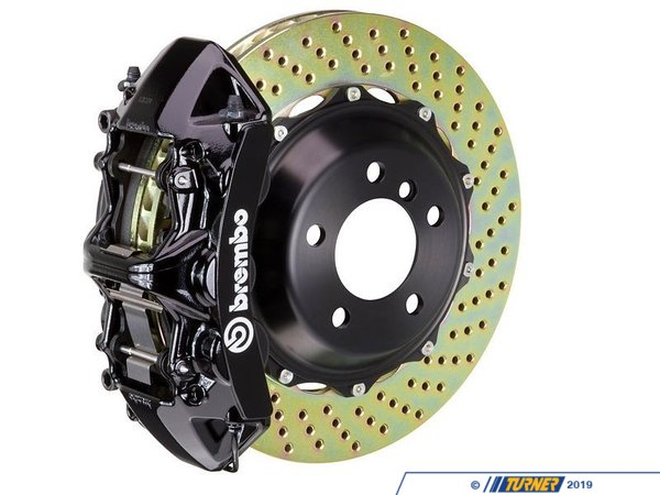 T#341389 - 1M1.8007A1 - front Brembo GT 6 piston Big Brake Kit (355x32mm) - Brembo -