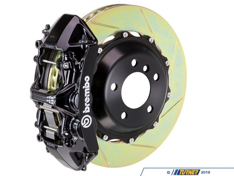 T#341425 - 1M2.9001A1 - front Brembo GT 6 piston Big Brake Kit (380x32mm)  - Brembo -