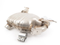 Genuine BMW M Performance Muffler - E82 128i, E88 128i - 2008+