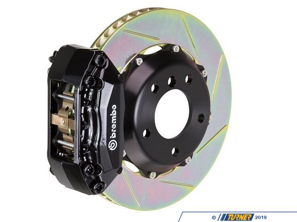 T#341349 - 1B2.8009A1 - front Brembo GT 4 piston Big Brake Kit (355x32mm)  - Brembo -