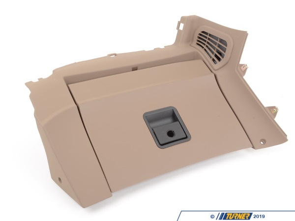 T#108473 - 51458399930 - Genuine BMW Glove Box With Trim Panel Beige - 51458399930 - Genuine BMW -