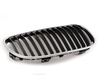 T#80181 - 51137254968 - Genuine BMW Grille W Chrome Frame, Right - 51137254968 - E92,E93 - Genuine BMW -