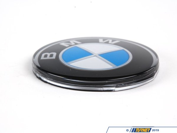 T#7863 - 32331117279 - Genuine BMW Badge - 32331117279 - E30,E34,E30 M3 - Genuine BMW -