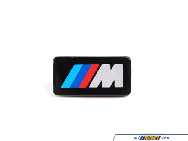 T#20386 - 32332226479 - Genuine BMW Badge - 32332226479 - E30,E34,E30 M3 - Genuine BMW -