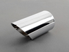T#48517 - 18307605041 - Genuine BMW Tailpipe Tip, Chrome - 18307605041 - F30,F32,F33,F34,F36 - Genuine BMW -