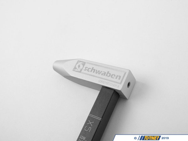T#379455 - 009619SCH01A - Wheel Bolt Pattern Gauge - Schwaben - BMW MINI