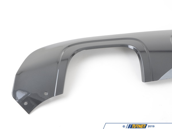 T#78801 - 51128038991 - Genuine BMW Cover, Bumper, Rear M-Paket - 51128038991 - Genuine BMW -