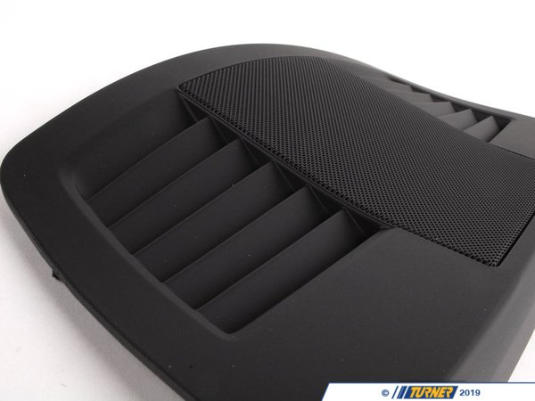 T#21115 - 51457123750 - Genuine BMW Cover For Center Speaker, Do 51457123750 - Genuine BMW -