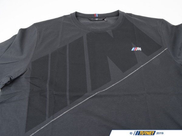 T#176601 - 80142297241 - Genuine BMW M T-shirt For Men 'print - 80142297241 - Genuine BMW -