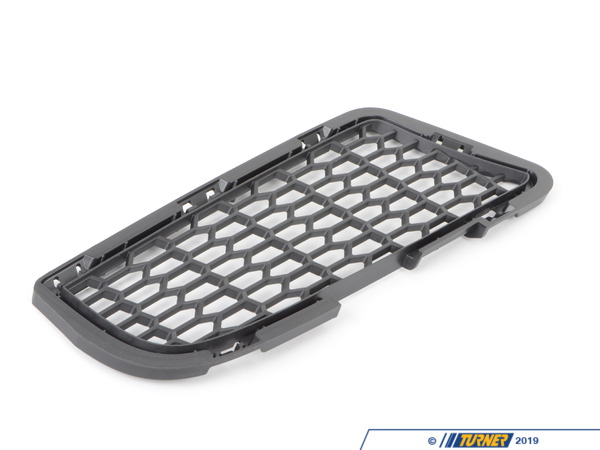 T#77102 - 51118047393 - Genuine BMW Grill, Air Intake, Left M - 51118047393 - F10 - Genuine BMW -