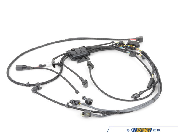 12517635393 Genuine Bmw Wiring Harness Eng Sensori
