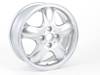 T#66202 - 36116768498 - Genuine MINI Light Alloy Rim, Silver 51/2Jx15 Et:45 - 36116768498 - Genuine Mini -