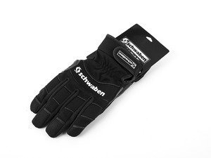 Schwaben Black Mechanics Work Gloves - Large