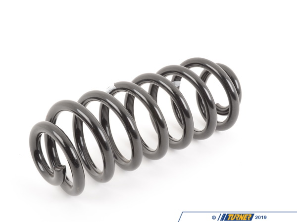 T#61144 - 33536750352 - Genuine BMW Rear Coil Spring - 33536750352 - Genuine BMW -
