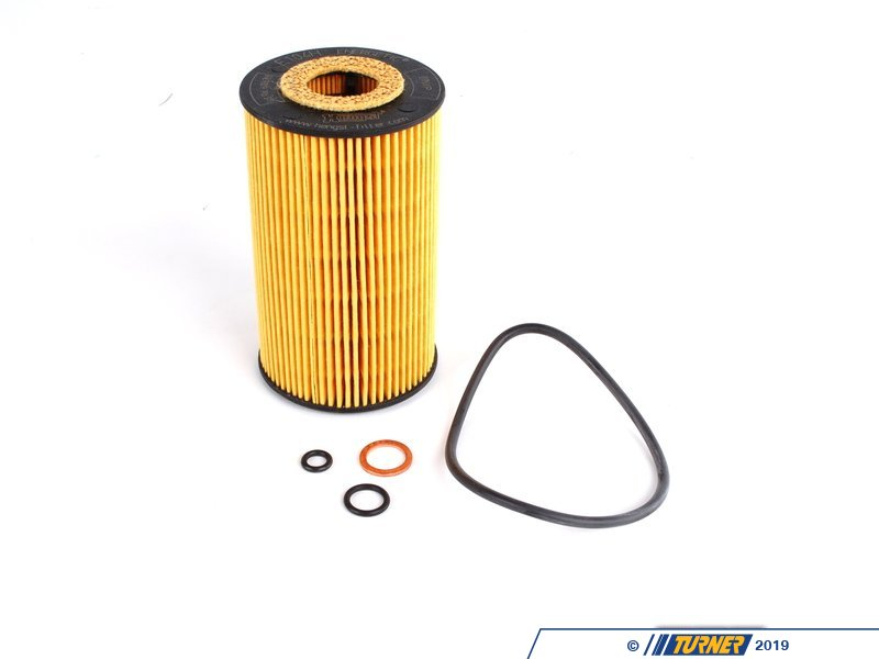 11421716192 Oem Mahle Mann Oil Filter E36 318i 318ti 96 99 Z3 1 9 Turner Motorsport