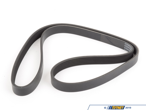 T#6743 - 11287520199 - OEM MINI Engine Ribbed V-belt 11287520199 - Conti Tech -