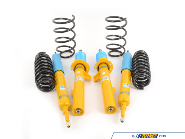T#22135 - 46-180568 - Bilstein B12 Pro-Kit Suspension System - E90 335i Sedan - Bilstein - BMW