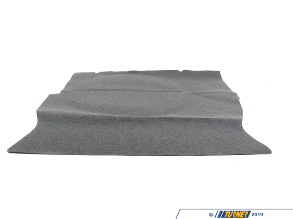T#110264 - 51471933797 - Genuine BMW Trunk Mat W.cover For Spare - 51471933797 - Anthrazit - Genuine BMW -