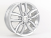 T#64885 - 36109803723 - Genuine MINI Light Alloy Rim, Silver 7Jx17 Et:50 - 36109803723 - Genuine Mini -