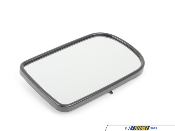 T#85976 - 51168209810 - Genuine BMW Mirror Glas Heated Plane Right Gentex - 51168209810 - Genuine BMW -