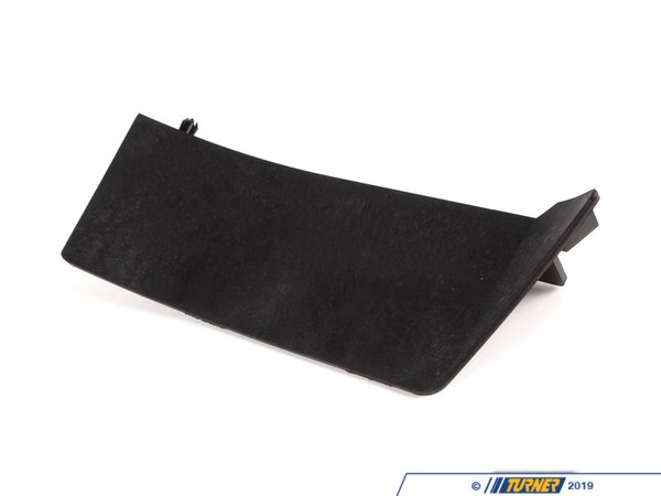 T#10188 - 51718222168 - Genuine BMW Trim Right Rear Door Sill Cover D 51718222168 - Genuine BMW -