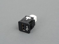 Genuine BMW USB Socket - F22,F30,F31,F32,F33,F34,F36,F80,F82,F83,F48