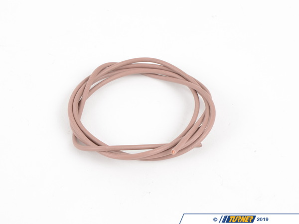 T#137871 - 61121391696 - Genuine BMW Cable Brown - 61121391696 - Genuine BMW -