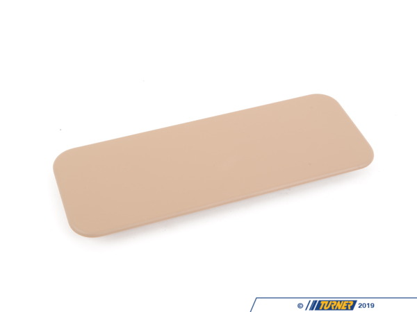 T#113540 - 51478407542 - Genuine BMW Cover Beige 2 - 51478407542 - Genuine BMW -