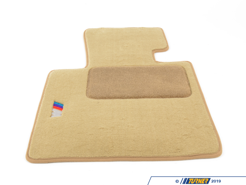 82110414671 Genuine Bmw Floormat Z4 Fcelft Beige 82110414671 E85 E85 Z4m Turner Motorsport