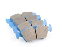 Hawk Blue Racing Brake Pads - Front - E36 (not M3), E46 (not 330/M3), Z3 (not M), Z4 2.5/3.0