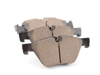 Akebono Front Euro Ceramic Brake Pad Set -- F10 528i/xDrive