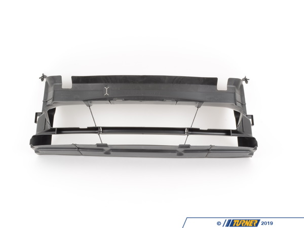T#119076 - 51747255414 - Genuine BMW Air Duct, Bottom - 51747255414 - F30,F31 - Genuine BMW -